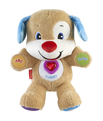 Fisher-Price Laugh and Learn Puppy 512yUPLuXVL