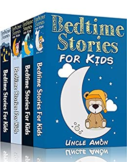 ca476ff26084 BEDTIME STORIES FOR KIDS COLLECTION (4 Books in 1): 20 Bedtime ...