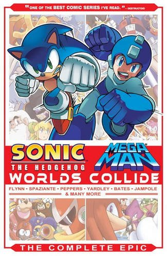 Sonic / Mega Man Worlds Collide: The Complete Epic