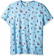 Tommy Hilfiger T-shirt for men in Blue, Size:XS
