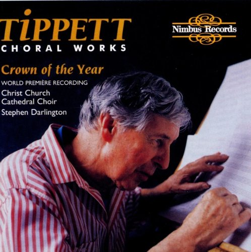 tippett-choral-works