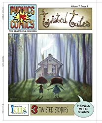 Twisted Tales: Phonics Comics Vol. 7 Issue 1 (Level 3) by Kitty Richards (2006-07-01)