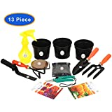 KRAFT SEEDS 9 PIECES GARDEN TOOLS SET WITH 2 KRAFT SEEDS PKTS GARDENING TOOLS WITH ORGANIC MANURE AND KRAFT AGRO PEAT FOR FAST GERMINATION AND ALSO SPRAYER PUMP (250ml.) THIS SPRAYER PUMP IS A USED TO SPRAY A LIQUID OR WATER. IN GARDENING TOOLS SET GARDEN
