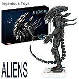 geniale Spielsachen Original UCS - groß Aliens Modell Figur von Film / 1736pcs Bauklötze Set #04001