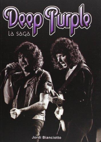 Descargar Libro Deep Purple. La Saga de Jordi Bianciotto