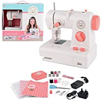 The Great British Sewing Bee Kids Sewing Machine with Accessories