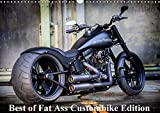 Exklusive Best of Fat Ass Custombike Edition, feinste Harleys mit fettem Hintern (Wandkalender 2018 DIN A3 quer): Exklusiver Best of Custombike ... 14 ... [Kalender] [Apr 14, 2017] Wolf, Volker