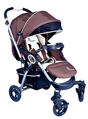R For Rabbit Pram - Baby Stroller - Chocolate Ride - The Designer Pram From R For Rabbit