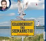 Krabbenbrot und Seemannstod: Ein Ostfriesenkrimi
