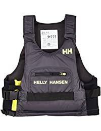 Helly Hansen Rider + Chaleco, Hombre, Gris (Gris 981), One Size (Tamaño del Fabricante:30/40)