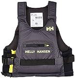 Helly Hansen Rider + Gilet de Sauvetage, Homme, Rider +, ébène, 50/60