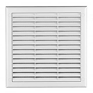 Air Vent Grille 300mm x 300mm with Fly Screen / Mesh / Net 12