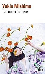 La Mort en été de Yukio Mishima
