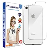 CELLBELL® Apple iPhone 7 (back-nano) Screen Protector With FREE Installation Kit.