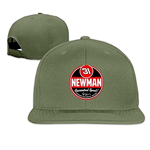 Unisex Cap Fashion Plain Adjustable Ryan Newman Richard Childress Racing Snapback Hats Snapback Caps