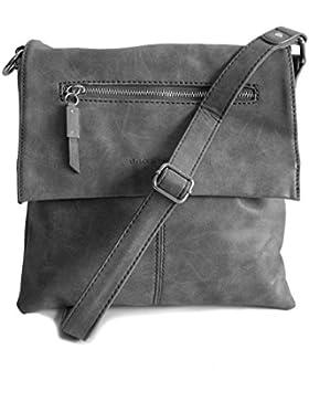 Bag Street legere, modische Umhängetasche City-Shoppertasche Rustikal Style - präsentiert von ZMOKA® in versch...
