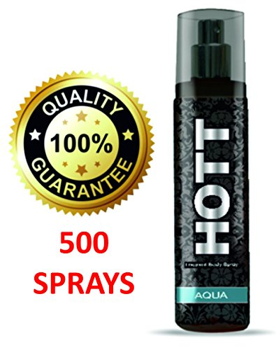 Hott AQUA Perfume For Men (Pocket Perfume), 60ml