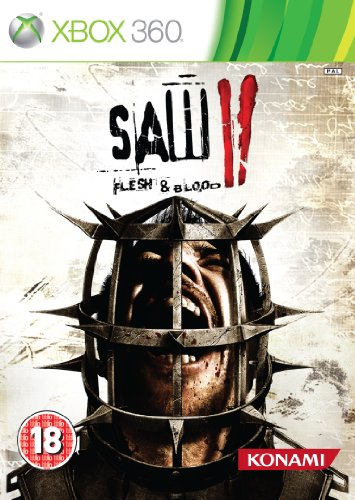 [UK-Import]Saw 2 Flesh and Blood Game XBOX 360 (360 Saw Xbox Ii)