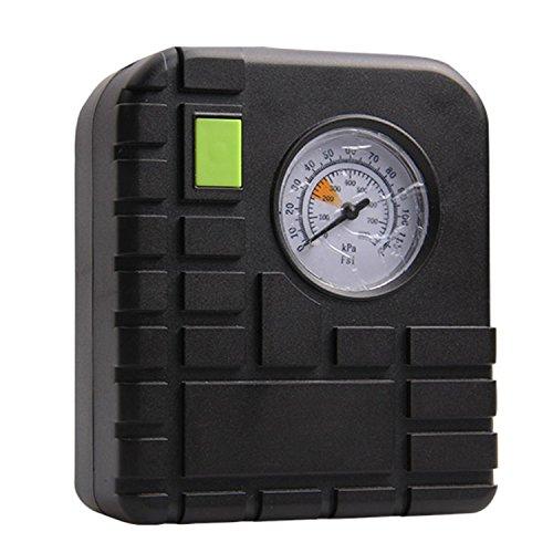 ZMvise 12 V DC 300 PSI Tragbarer Luftkompressor Pumpe Reifenfüller für LKW, Auto, Fahrrad oder Basketball Usa-basketball-mobile