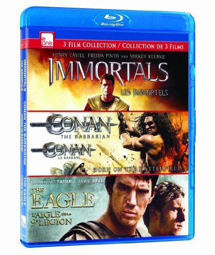 Immortals / Conan The Barbarian / The Eagle -