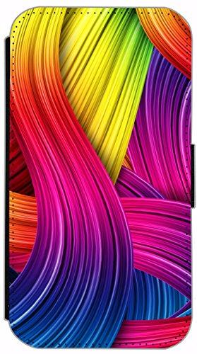Flip Cover für Apple iPhone 6 / 6S (4,7 Zoll) Design 162 Affe Hülle aus Kunst-Leder Handytasche Etui Schutzhülle Case Wallet Buchflip mit Bild (162) 187