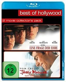 Jerry Maguire - Spiel des Lebens/Eine Frage der Ehre - Best of Hollywood/2 Movie Collector's Pack [Blu-ray]