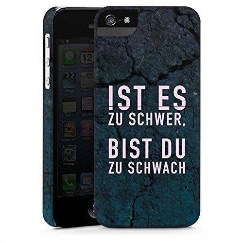 Apple iPhone X Silikon Hülle Case Schutzhülle Workout Fitness Sprüche Premium Case StandUp