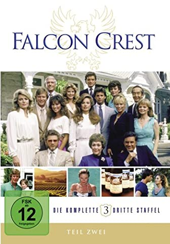 Falcon Crest . Die komplette 3. Staffel Part 2[NON-US FORMAT, PAL] [3 DVDs]