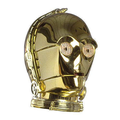 Sherwood Media - Cascos de Star Wars, 06 C-3PO