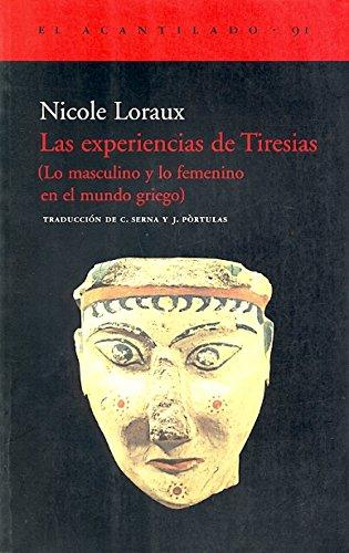 Las experiencias de Tiresias (El Acantilado)