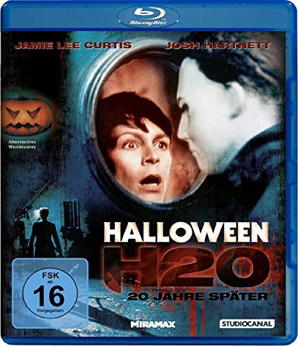 Halloween: H20 [Blu-ray] (Halloween-filme Lee Curtis Jamie)