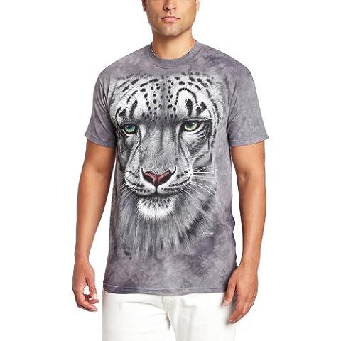 The Mountain Camesita Snow Leopard Portrait Niño Unisexo