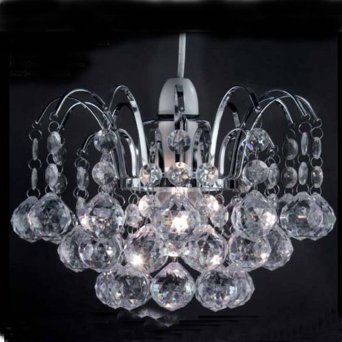 chrome-frame-oreil-pendant-ceiling-light-shade-with-acrylic-crystal-ball-drop-hanging-droplets