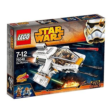 LEGO Star Wars - 75048 - Jeu De Construction - Vaisseau Rebels