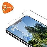 Hanbee Vetro Temperato Xiaomi Pocophone F1 Pellicola [3 Pezzi], Pellicola Protettiva Screen Protector per Xiaomi Pocophone F1 [Nessuna...