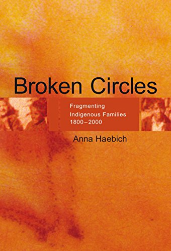 Broken Circles: Fragmenting Indigenous Families 1800-2000 (English Edition)