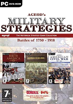 Ageod Strategy Collection: Battles of 1750-1918 (PC DVD)