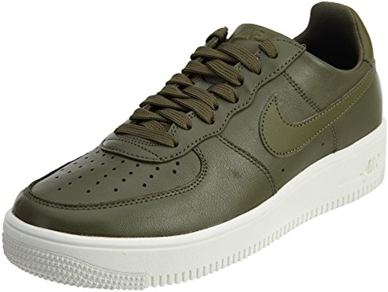 Nike Air Force 1 UltraForce Leather Medium Olive Size 7.5 Mens US