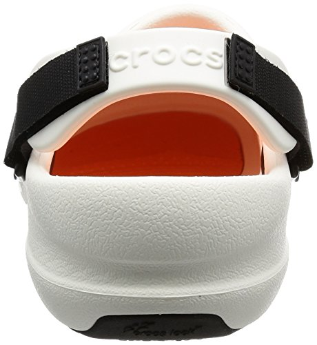 Crocs Bistro Pro Clog, Zoccoli unisex Bianco (White)