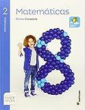 MATEMATICAS 2 PRIMARIA SABER HACER  - Pack de 3 libros - 9788468025476 (Tapa blanda)