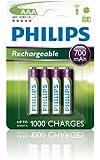 Philips Multi Life NiMH Akku AAA Micro 700 mAh 4er Pack