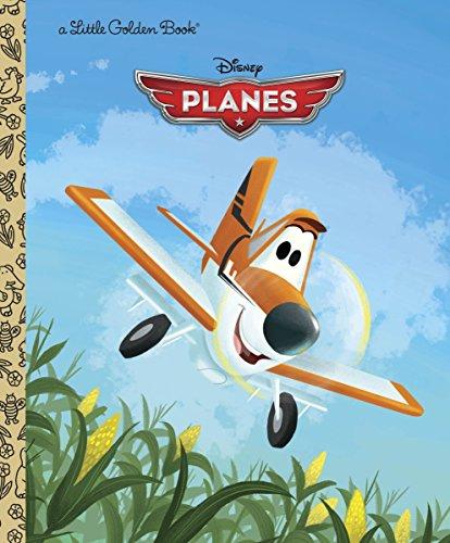 Disney Planes (Little Golden Books) por Klay Hall