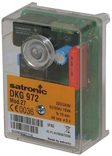 Remeha S38605 Gasfeuerungsautomat DKG 972 (ersetzt TFI 812.2)