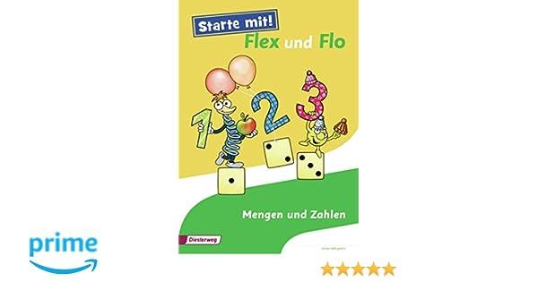 Starte mit! Flex und Flo: Themenheft Mengen und Zahlen: Amazon.de ...