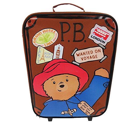 Paddington Bear Bagages enfant PADD001001 Marron 18.0 liters