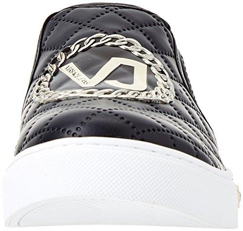 Versace Jeans Damen Scarpa Sneaker Schwarz