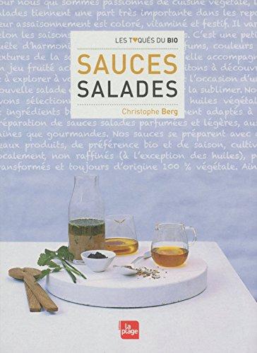 Sauces salades par Christophe Berg