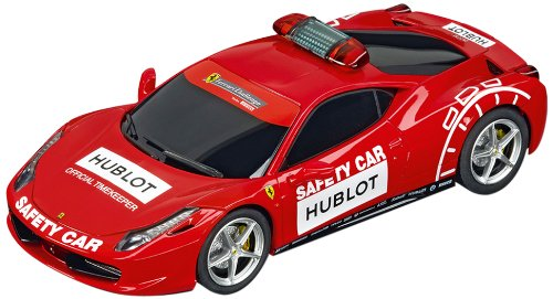 Carrera Digital 132 - 20030646 - Voiture De Circuit - Ferrari 458 Italia - Safety Car