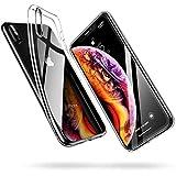 ESR Hülle für iPhone XS, iPhone X [Kabelloses Aufladen Unterstützung],Transparent Durchsichtig...