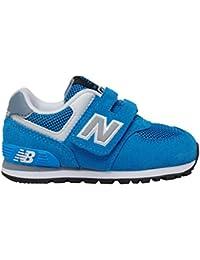 New Balance 574- Zapatillas con velcro para bebes 47215